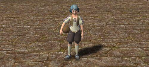Valten, the orphan
