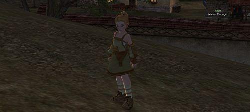 Minerva, Lyanna Naugrim's daughter